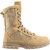 5.11 Tactical Men's EVO 8'' Desert Side Zip Tactical Boots