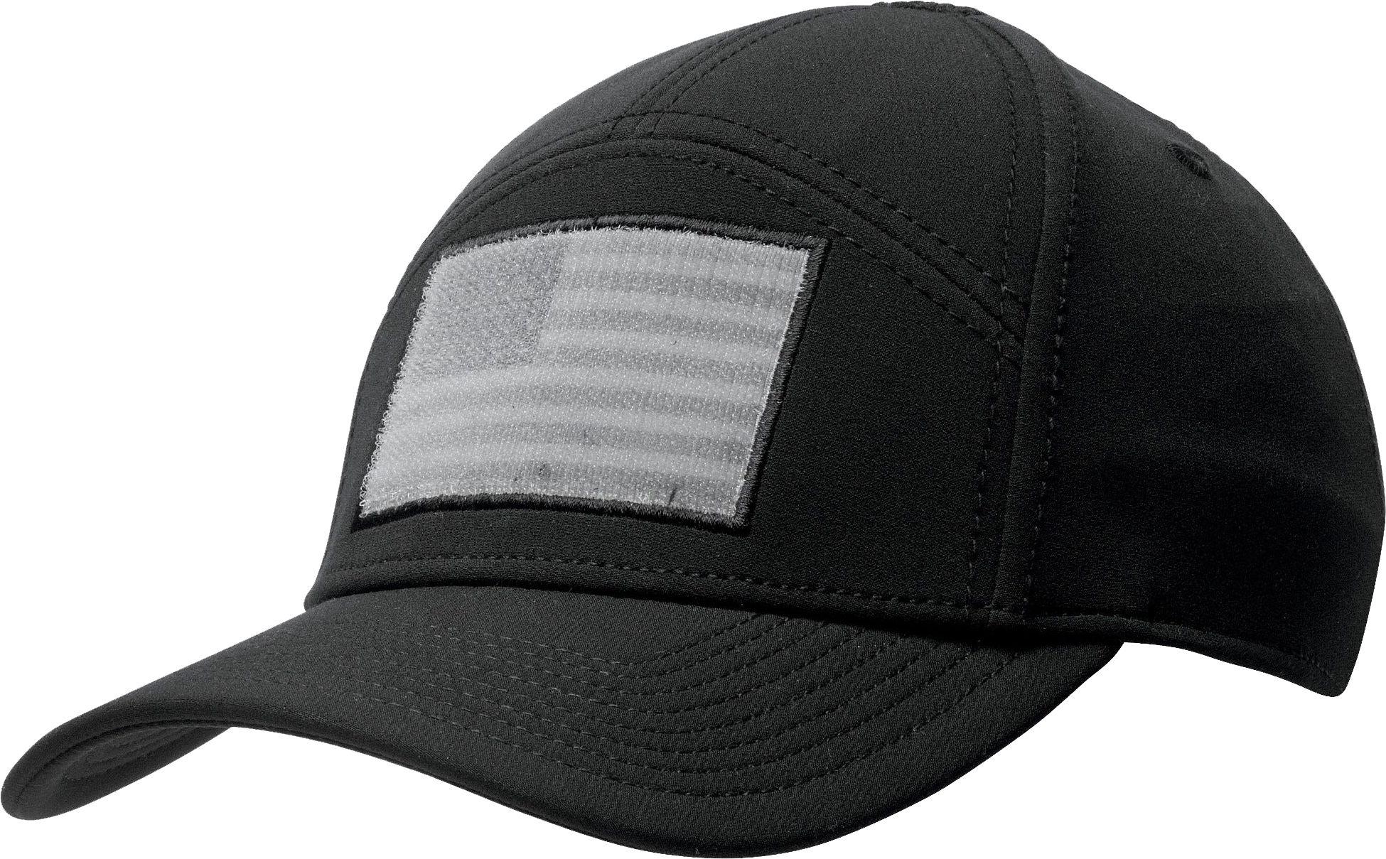 5.11 Tactical Men's Operator 2.0 A-Flex Hat, Medium/Large, Black thumbnail
