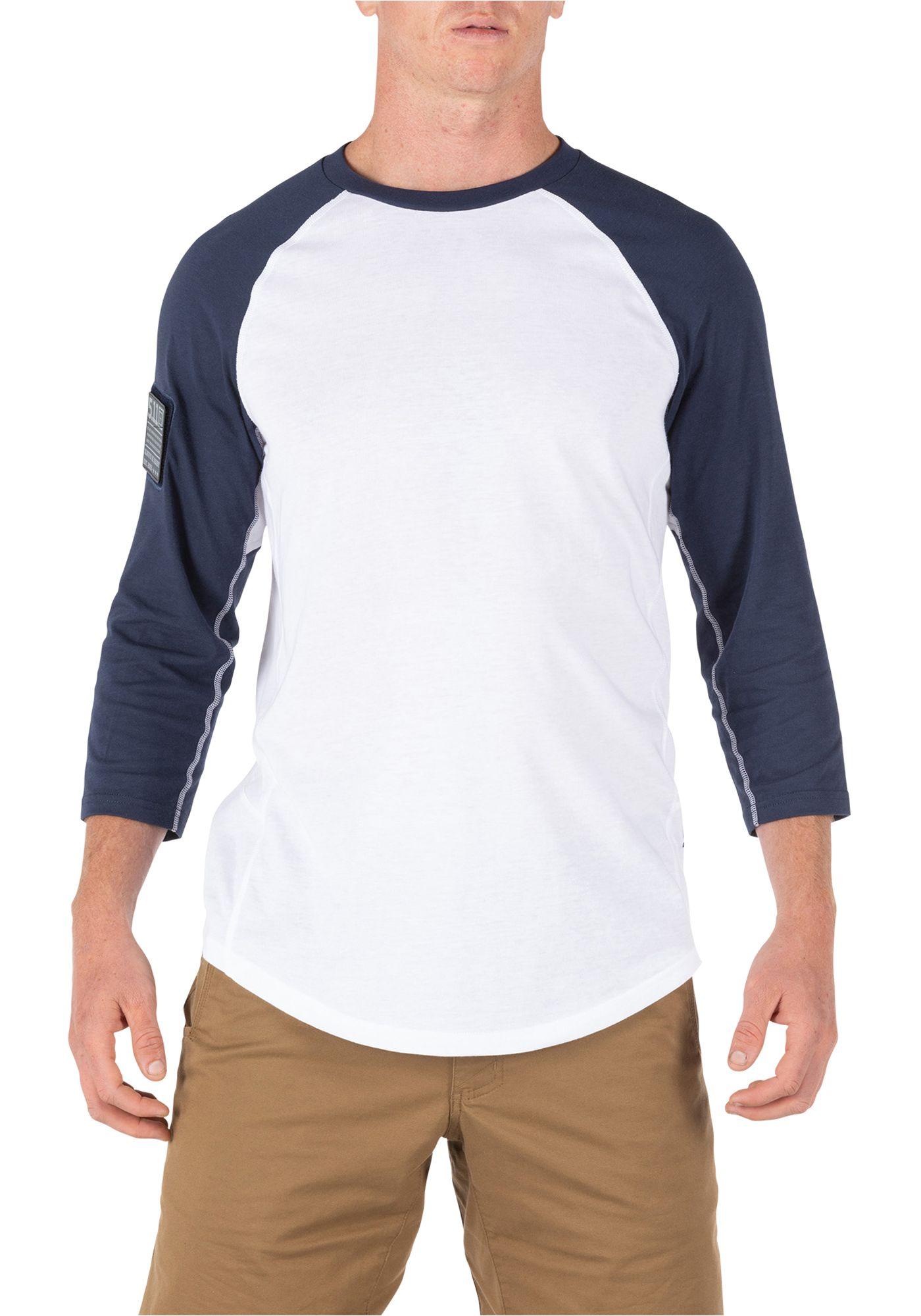 5.11 Tactical Men's Recon Sprint Baseball T-Shirt