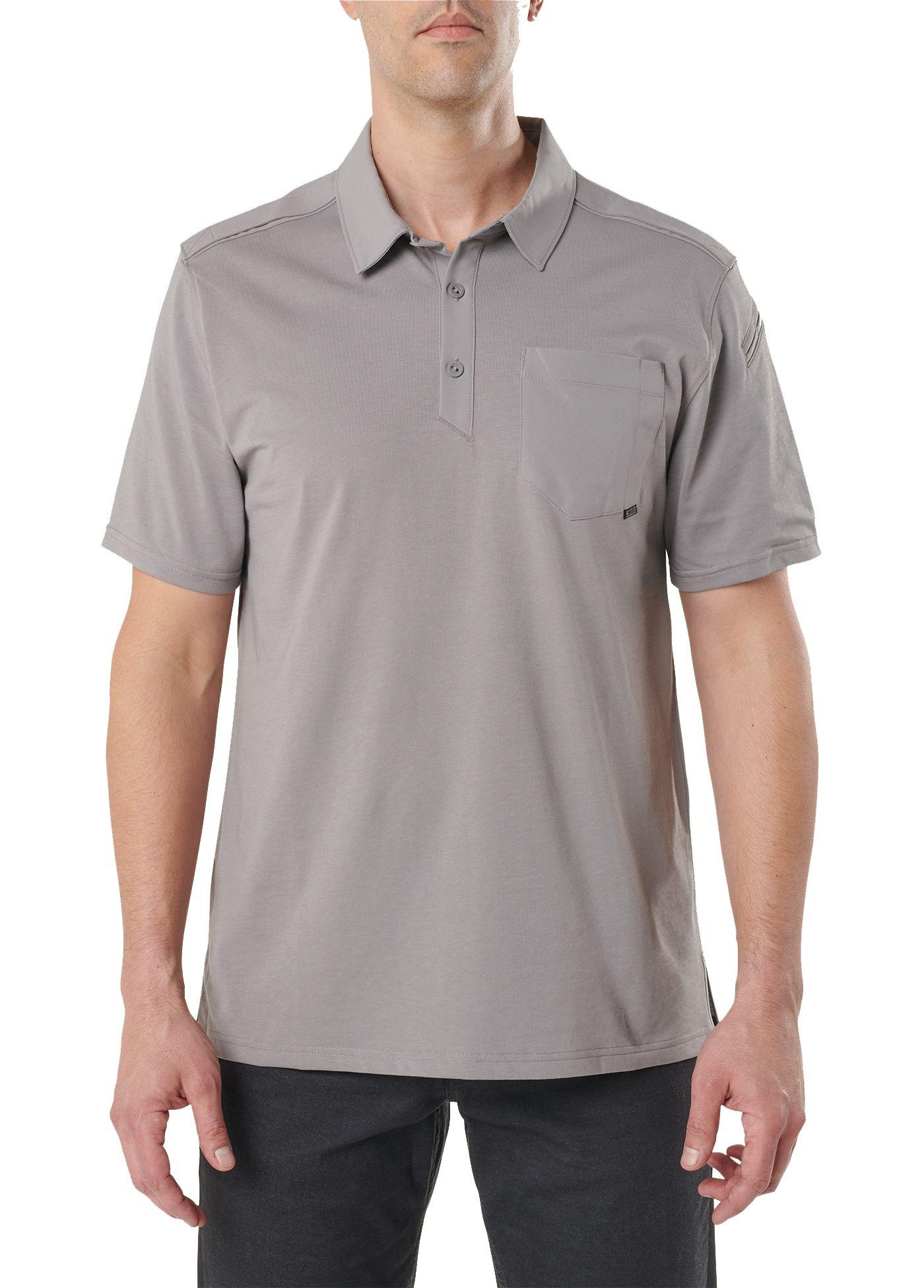 5.11 Tactical Men's Axis Short Sleeve Polo