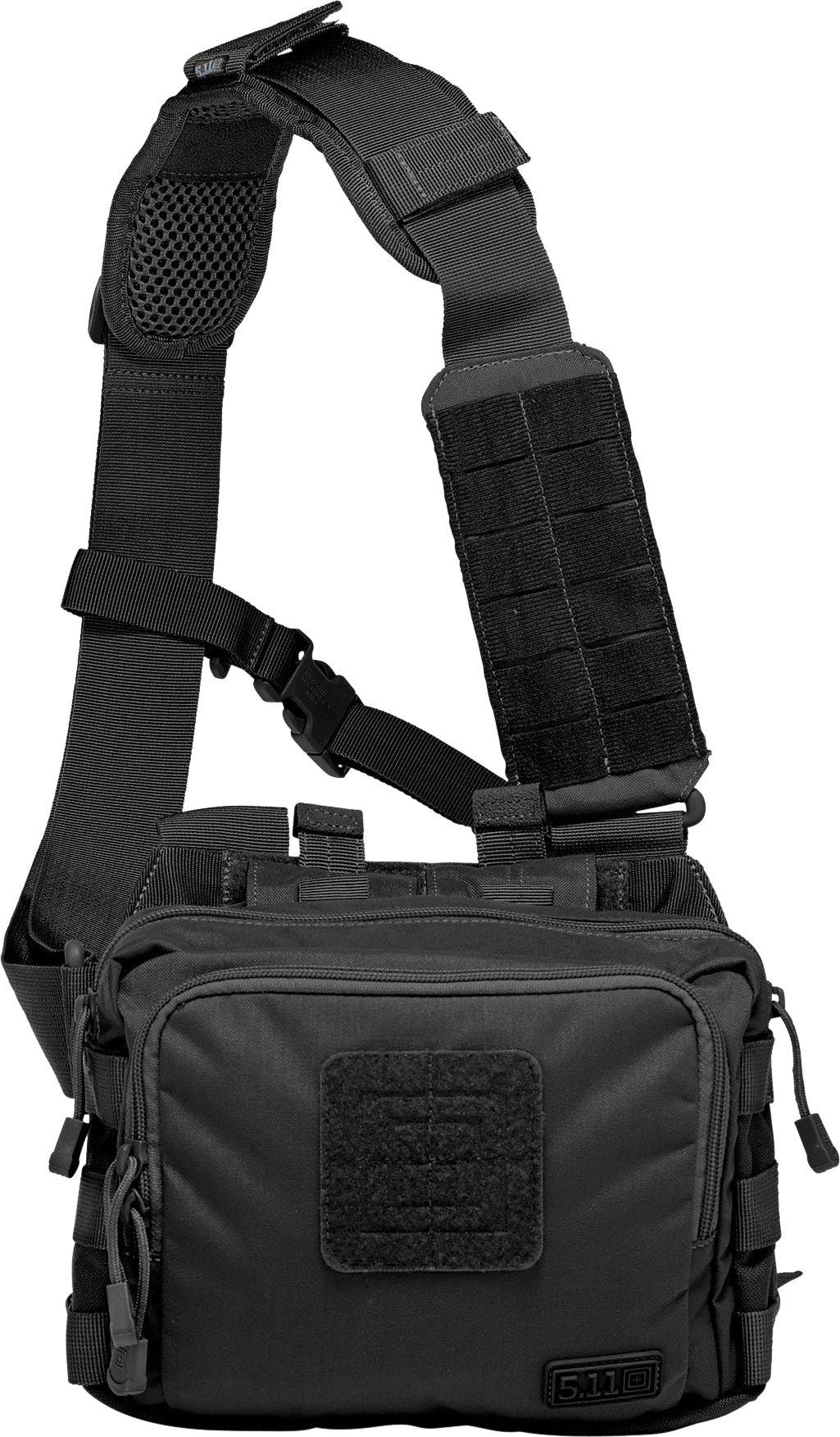 5.11 Tactical 2 Banger Gear Bag, No Size, Black thumbnail