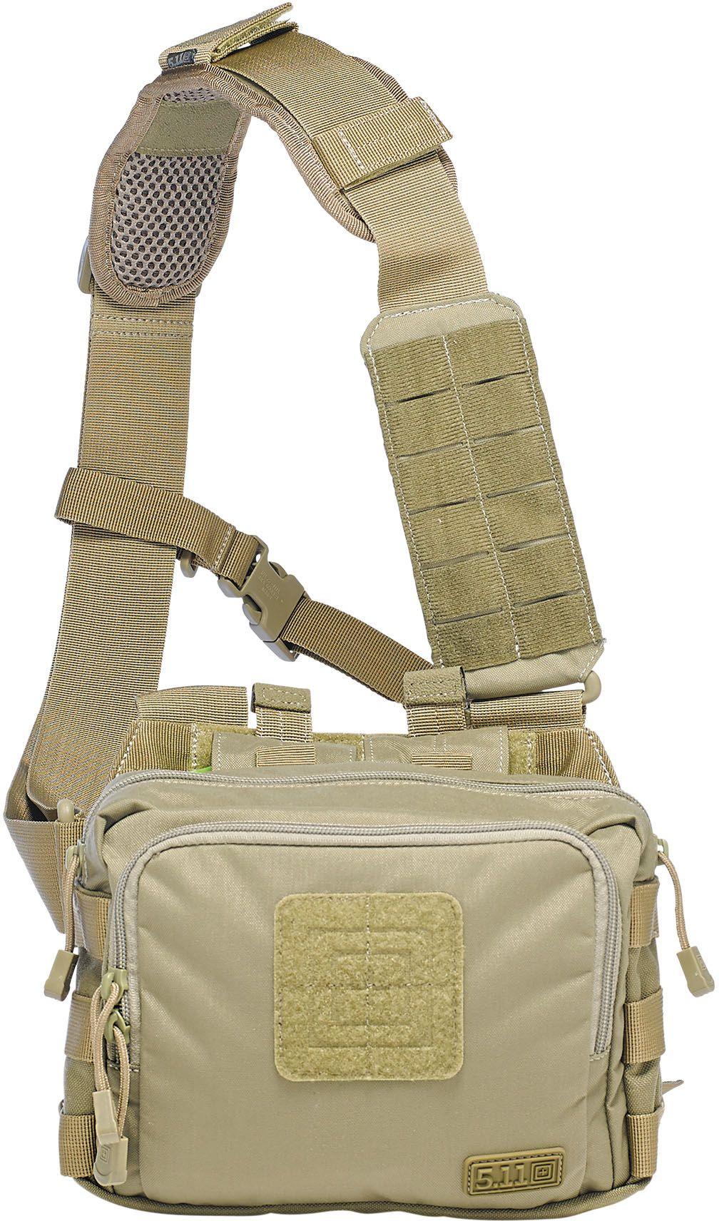 5.11 Tactical 2 Banger Gear Bag, No Size, Sand thumbnail