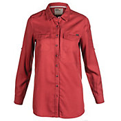 5.11 Tactical Women's Nikita Long Sleeve Button Down Shirt