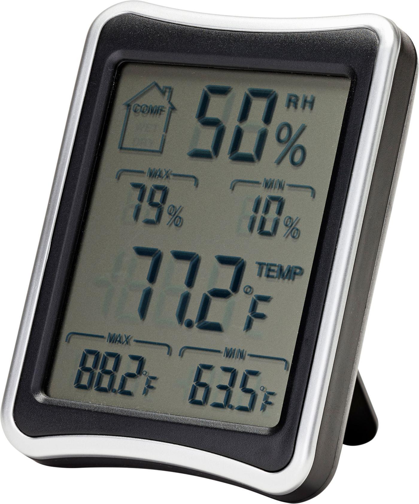 SnapSafe Hygrometer