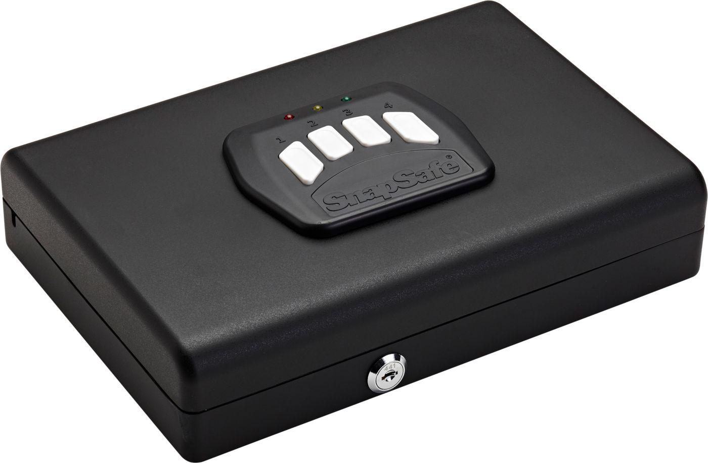 SnapSafe Keypad Safe