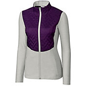 Cutter & Buck Women's Annika Propel Hybrid Golf Jacket