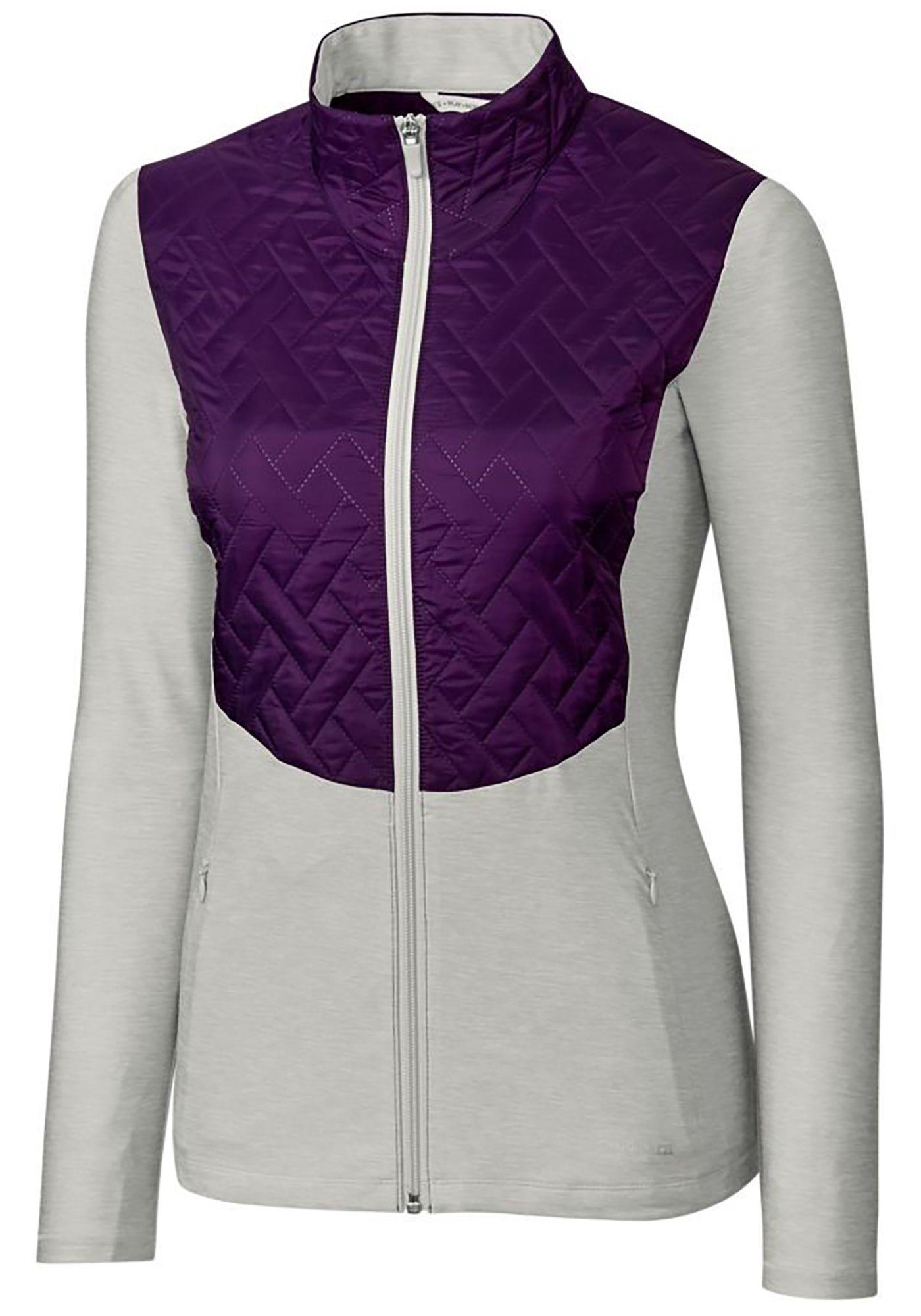 Cutter & Buck Women's Annika Propel Hybrid Golf Jacket