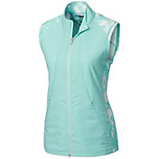 Cutter & Buck Women's Annika Energy Hybrid Golf Vest