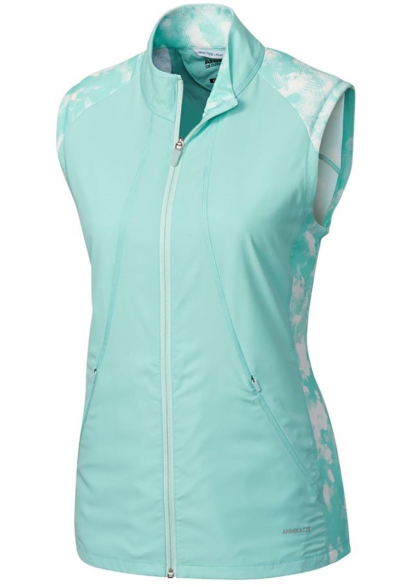Cutter & Buck Women's Annika Energy Hybrid Golf Vest