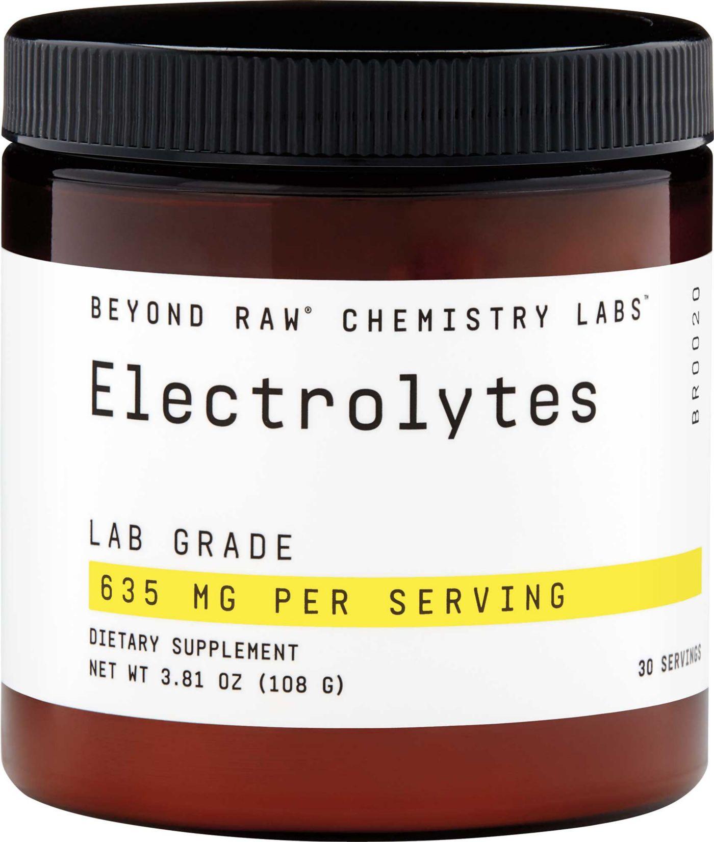 Beyond Raw® Chemistry Labs™ Electrolytes 30 Servings