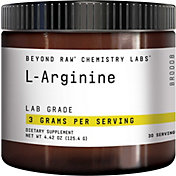 Beyond Raw® Chemistry Labs™ L-Arginine 30 Servings