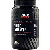 GNC Amp Pure Isolate Protein Vanilla Custard 1.95lbs.