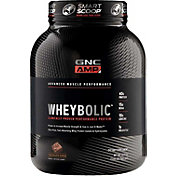 GNC Amp Wheybolic Protein Chocolate Fudge 25 Servings
