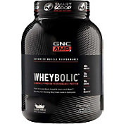 GNC Amp Wheybolic Protein Classic Vanilla 25 Servings