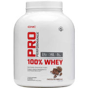 GNC Pro Performance 100% Whey Protein Chocolate Supreme 64 Servings