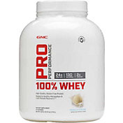 GNC Pro Performance 100% Whey Protein Vanilla Cream 64 Servings