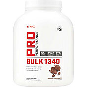 GNC Pro Performance Bulk 1340 Double Chocolate 7lbs