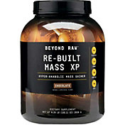 GNC's Beyond Raw Re-Built Mass XP Chocolate 6lbs