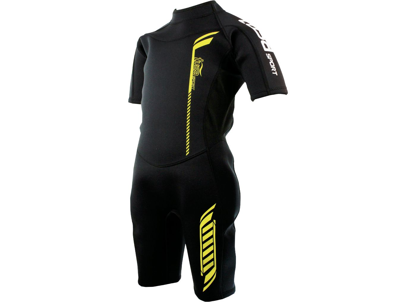 TUSA Sport Youth 2mm Shorty Wetsuit