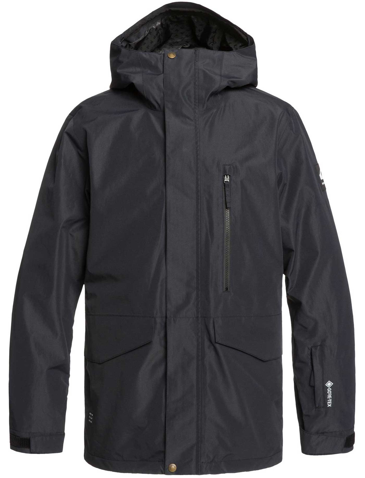 Quiksilver Men's Mission Gore-Tex 2L Snow Jacket