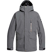 Quiksilver Men's Mission Snow Jacket