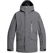 Quiksilver Men's Mission Snow Jacket