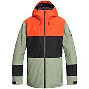 Quiksilver Men's Sycamore Snow Jacket