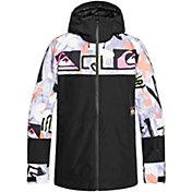 Quiksilver Men's Sycamore Anniversary Snow Jacket
