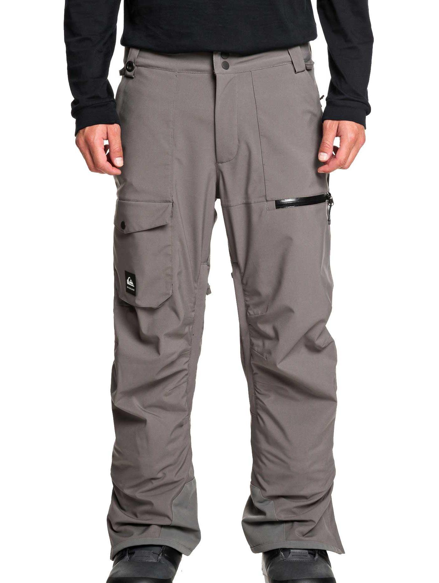 Quiksilver Men's Utility Snow Pants