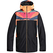 Quiksilver Men's TR Ambition Snow Jacket