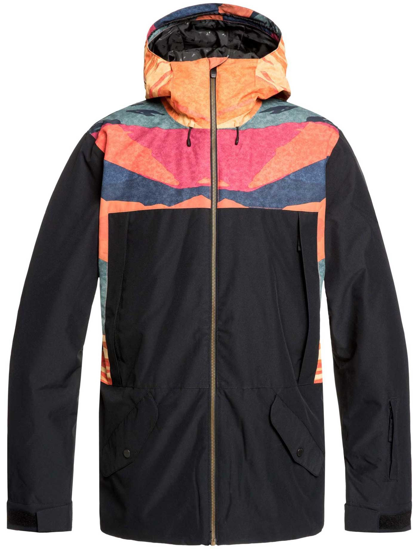 Quiksilver Men's TR Ambition Snow Jacket