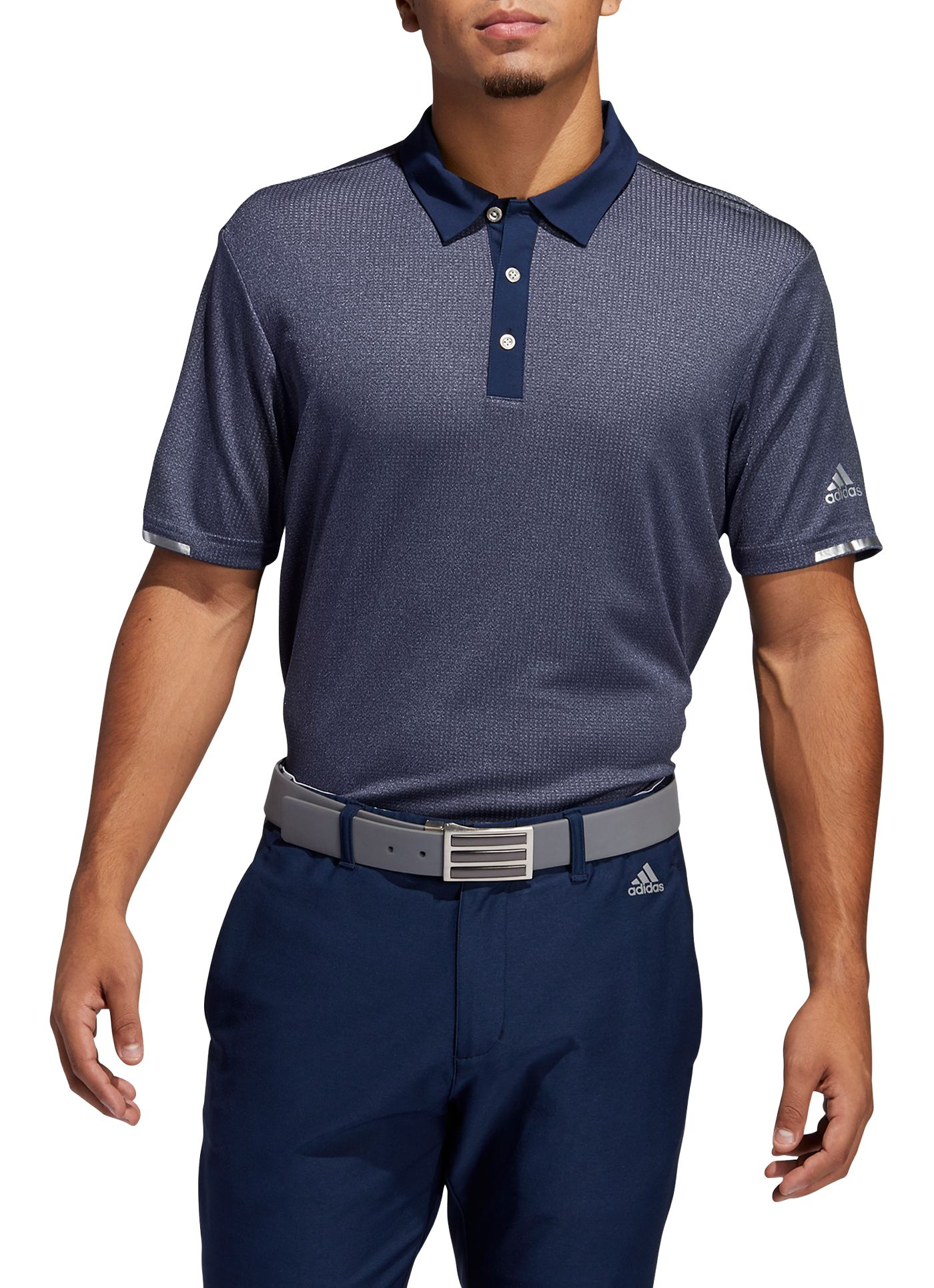 adidas Men's Heat.RDY Base Golf Polo