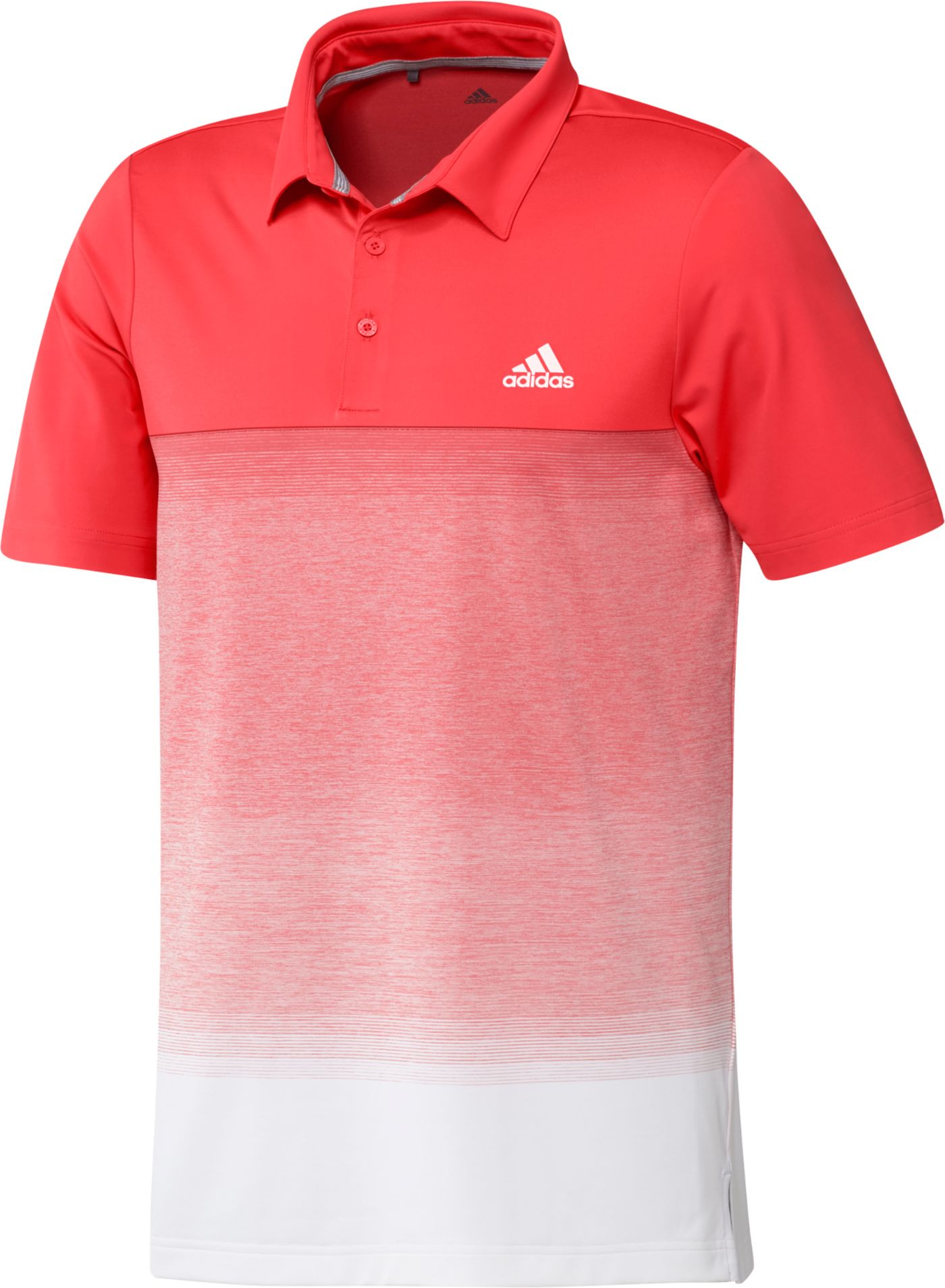 adidas Men's Ultimate365 1.1 Print Golf Polo
