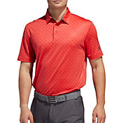 adidas Men's Ultimate365 Logo Golf Polo