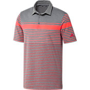 adidas Men's Ultimate365 Engineered Heather Golf Polo