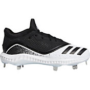 adidas Women's Icon V Bounce Metal Fastpitch Softball Cleats