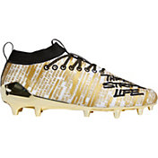 adidas Men's adizero 8.0 Three Stripe Life Football Cleats