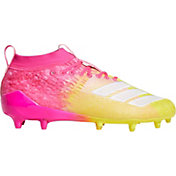 adidas Men's adizero 8.0 Snow Cone Football Cleats