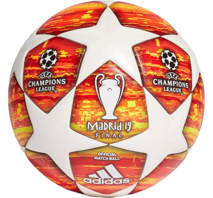 adidas 2019 UEFA Champions League Finale Official Match Soccer Ball