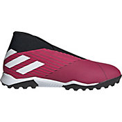 adidas Men's Nemeziz 19.3 Laceless Turf Soccer Cleats