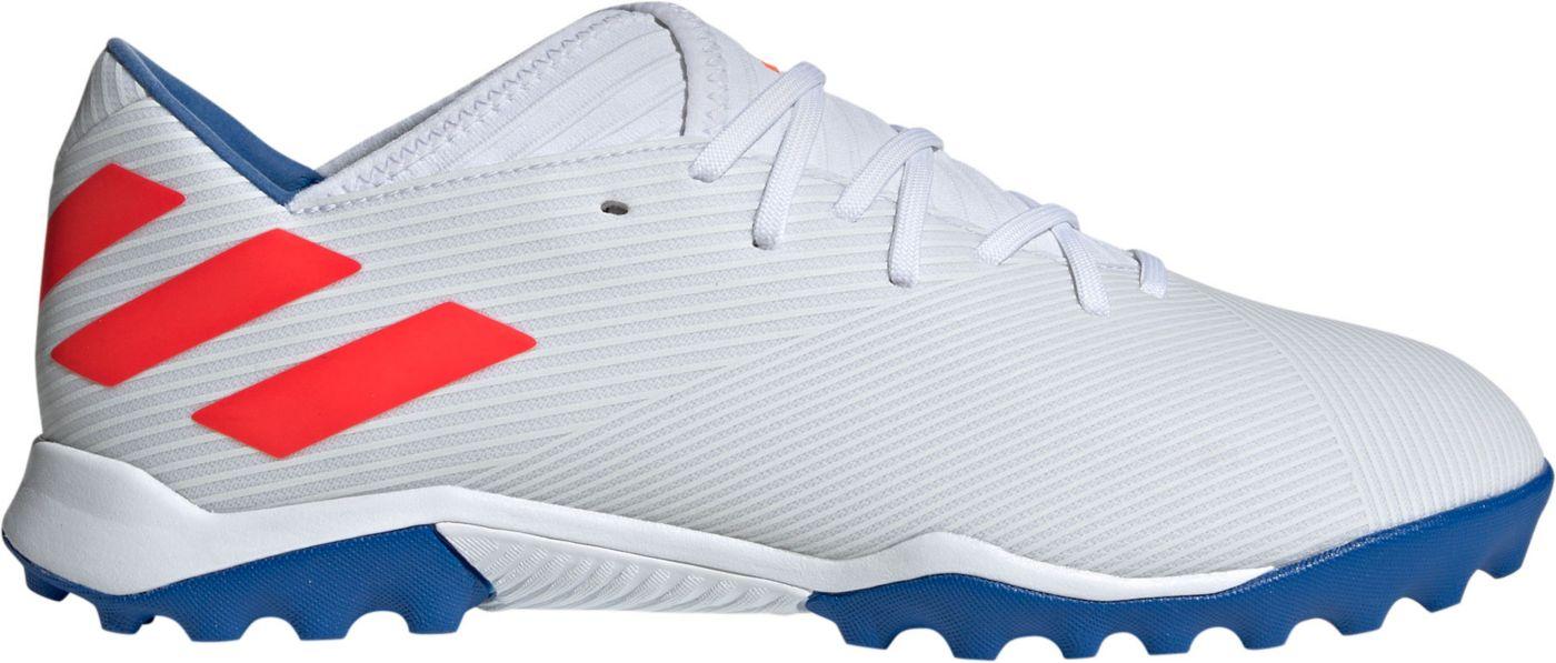 adidas Men's Nemeziz Messi 19.3 Turf Soccer Cleats