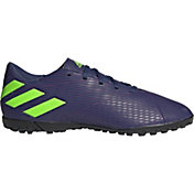 adidas Men's Nemeziz Messi 19.4 Turf Soccer Cleats