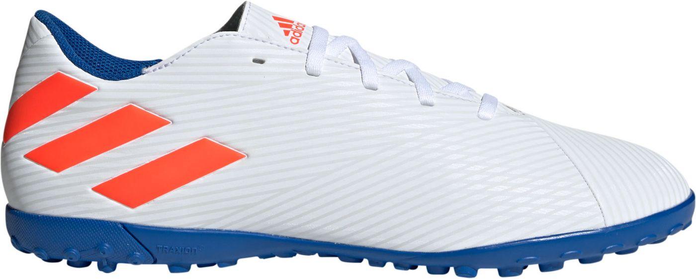adidas Men's Nemeziz Messi 19.4 Turf Soccer Cleats