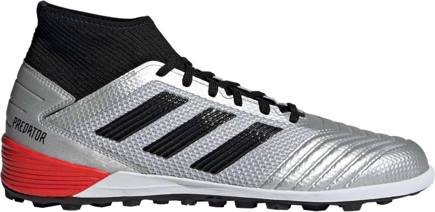 adidas Men's Predator Tango 19.3 Turf Soccer Cleats