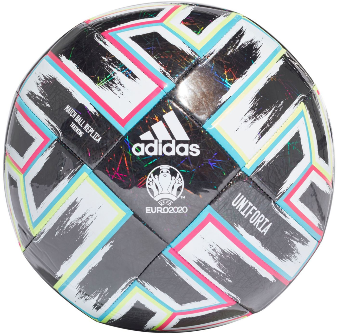 adidas Euro 2020 Uniforia Training Soccer Ball