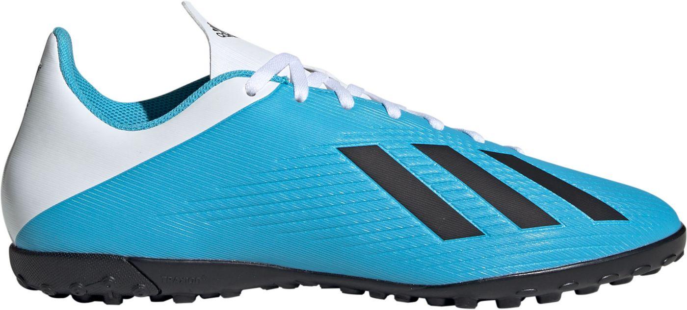 adidas Men's X 19.4 Turf Soccer Cleats