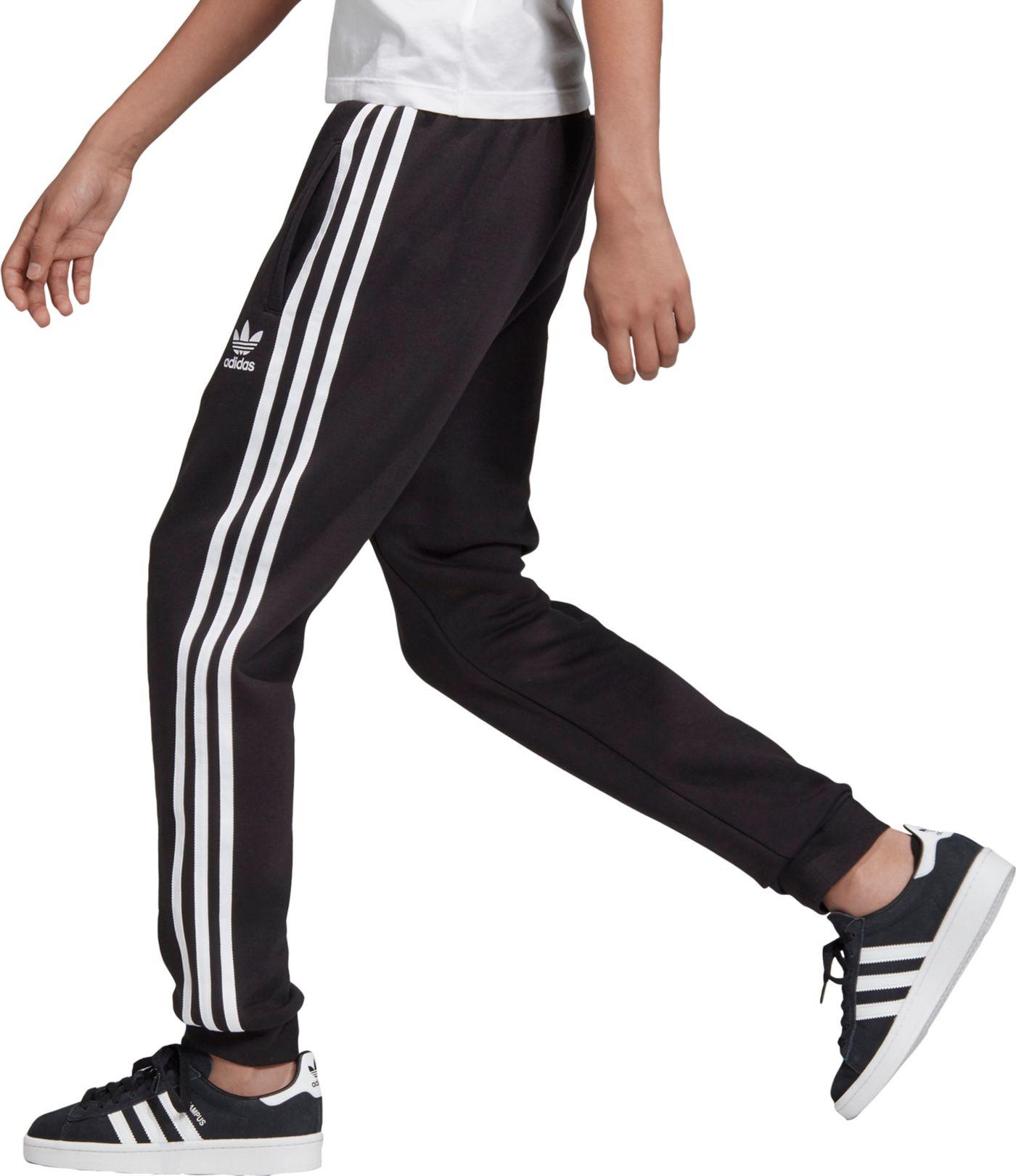 adidas Originals Boys' 3-Stripe Track Pants