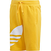 adidas Boys' Big Trefoil Training Shorts