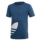 adidas Originals Boys' Big Trefoil T-Shirt