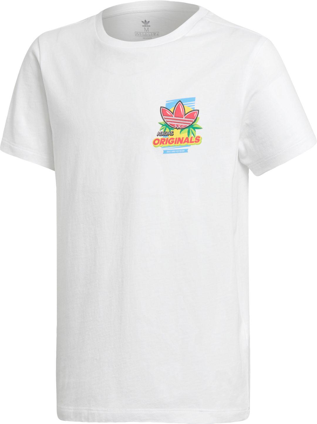 pas mal b223f b752e adidas Originals Boys' Ice Cream T-Shirt